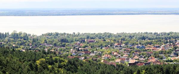 Balatonkenese Panorama