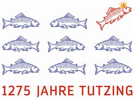 Logo 1275 Jahre Gemeinde Tutzing