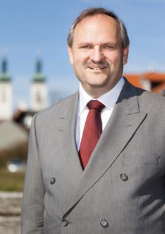 Bürgermeister Rudolf Krug