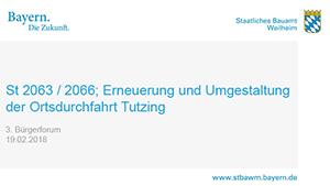PDF-Datei Präsentation 3. Tutzinger Bürgerversammlung