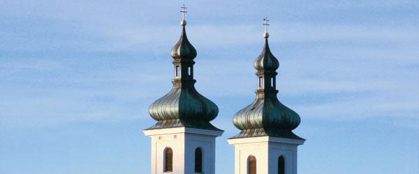 Türme der katholischen Kirche
