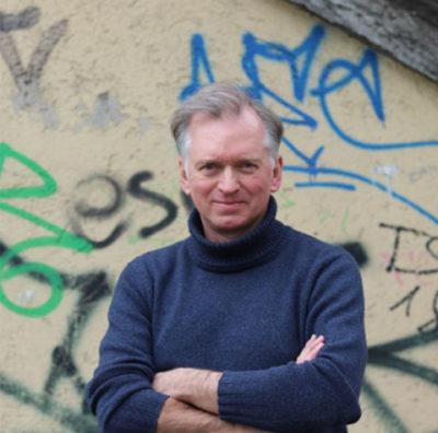 Christian Springer - Portrait zum Spendenstand