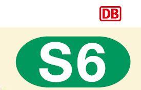 Informationen zu Bauarbeiten der Linie S6