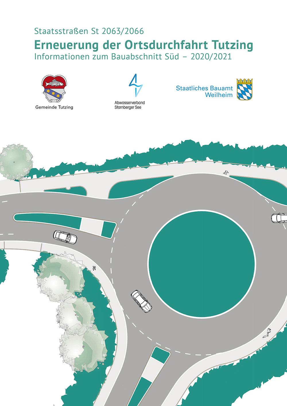 Neugestaltung der Tutzinger Hauptstraße