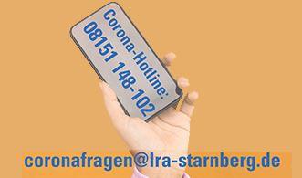 Corona-Hotline Landratsamt Starnberg