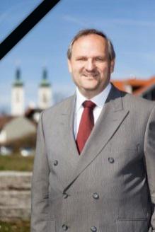 , In Gedenken an unseren Ersten Bürgermeister Rudolf Krug